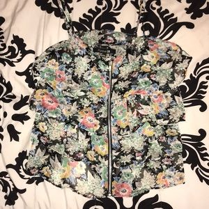 Forever 21  Floral Tank Top!